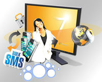 bulk Sms-Bulk E-mail Promotion & Contact Database Management System for Business Promotion in India