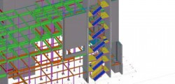 Architectural BIM Services-PEB- Pre Engineering Steel Building Detailing are Easy and Fast to Erection
