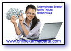 Part time job in Agartala, Tripura- Earn 6000-120000 monthly Income from Work at home Jobs at Onlinekarmabarta