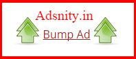 "Bump-Up Ads to Top Adsnity.in ""Push an ad"" Feature"